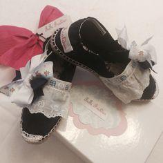 Sapatos de corda TiTi Fraldas