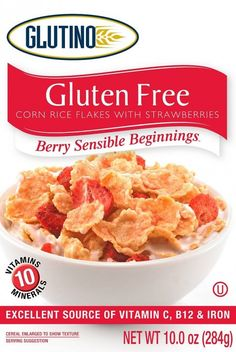A List of Favorite Gluten Free Products
