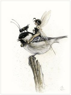 Hot Illustrations by Jean-Baptiste Monge