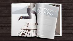 Giessegi - GiornoxGiorno Servizio e ritocco fotografico / Progetto grafico