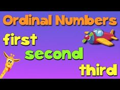 Practice Ordinal Numbers | Ordinal Numbers Interactive Game for Kids - YouTube