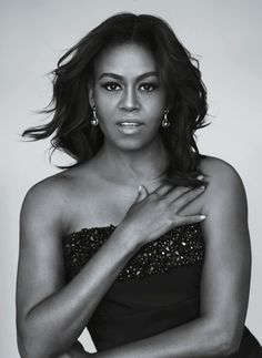 Michelle Obama (née Robinson), American lawyer, writer & former First Lady of the United States. She is the country's 1st & so far only African-American First Lady. Raised on the South Side of Chicago, she became an attorney at Sidley Austin, where she met her future husband Barack. Later she worked for the mayor's office, for UChicago, & on her husband's campaigns. She is a fashion icon & an advocate for poverty awareness, nutrition & healthy eating. She attended Princeton & Harvard Law…