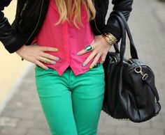 Green Jeans- need some!