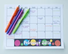 How to Color Code Your Planner