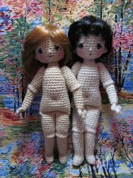 """Link to downloadable pdf on """"Ball Jointed Arms and Legs"""" for Amigurumi"""