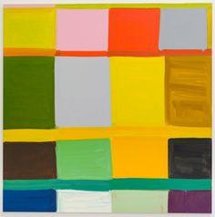 Stanley Whitney (1946 Philadelphia, Pennsylvania /> Manhattan, New York City + Solignano, Italy)