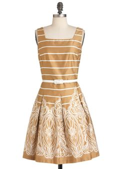 Under the Trellis Dress, #ModCloth