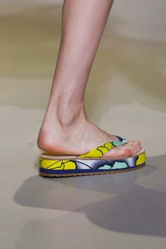 Viktor&Rolf Couture Spring Summer 2015 Paris Close Up Shoes