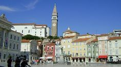Pirano: l'animata storia di una piccola perla sul mare della Slovenia