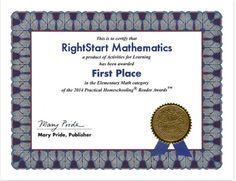 2014 Practical Homeschool Reader Award