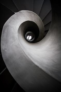 Stairs to Knowledge, Library of Masdar Institute by Ahmed Al Harthi