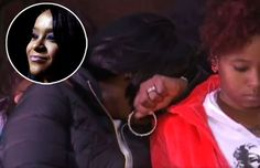 Bobbi Kristina Brown: Friends, Fans Shed Tears at Emotional Prayer Vigil Set to Whitney Houston Song... - Provided by TheWrap
