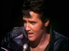 ▶ Elvis Presley - Trying To Get To You (Live) - YouTube