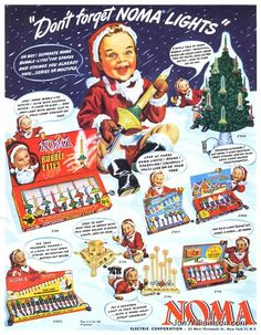 Vintage Christmas Lights | #Christmas #lights #vintage
