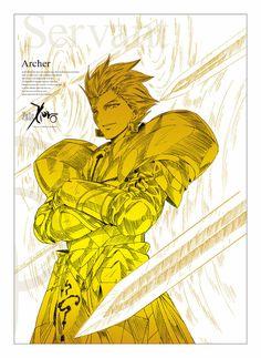 Archer Fate Zero