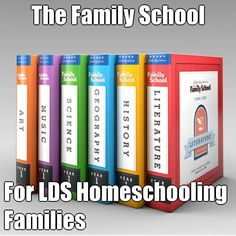 The Family School  For LDS Homeschooling Families http://latterdaylearning.org/
