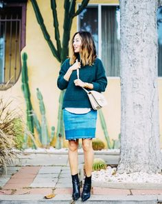 The Fashion Bloggers With the Most Outrageous Instagram Followings via @WhoWhatWear
