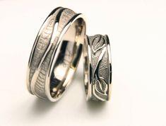 alliance originale et alliance mariage originales en or blanc,or jaune ...