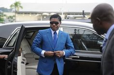 Equatorial Guinea's veteran ruler, Teodoro Obiang Nguema, on Wednesday named his son Teodorin Nguema Obiang vice president of the tiny oil-rich nation