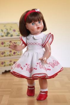 Mariquit (((all I ever wanted for Christmas was a baby doll with RED Shoes!