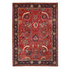 "Adina Collection Oriental Rug, 8'2"" x 11'4"""