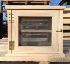 fabriquer un garde manger en sapin en 2019 brico recycle. Black Bedroom Furniture Sets. Home Design Ideas