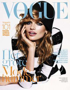 Vogue Netherlands March 2013