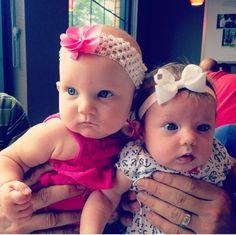 Cousins! 4 months apart. They're gonna bestfriends.☺   ツ ♡   - Bates Family #Bates #Br1n9ingUpBates #19 on #UPTV