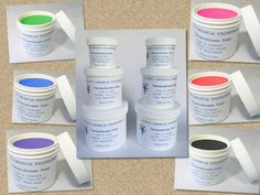 Thermochromic Paint Temperature Activated Color Changing Paint Multiple Colors…