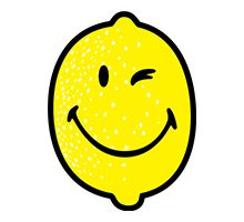 When life gives you lemons Smiley