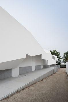 Fez House / Alvaro Siza Vieira