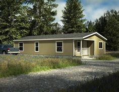 Ziegler Homes | Weston Super Value 24482V|Fleetwood HomesWeston Super Value 24482V 2 Bedrooms, 2 Bathrooms, 1074 sq. ft.      Building Method: Manufactured     Series: Weston Super Value Series