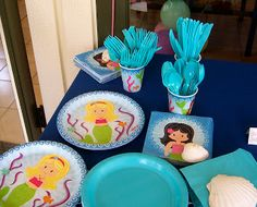 *Mom's Best Bets: Mermaid Birthday Party Ideas