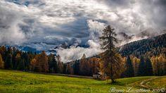 Autumn in pass Costalunga by Bruna Zavattiero on 500px