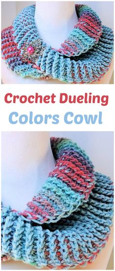 There are lots of delightful dress and extras which ones you will love, however life is too short to stitch every one of them. We are endeavoring to look for Crochet Cowl Free Pattern, Crochet Stitches Patterns, Tunisian Crochet, Crochet Motif, Free Crochet, Knit Crochet, Crochet Winter, Crochet Collar, Crochet For Beginners