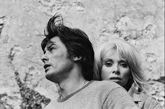 Mireille Darc et Alain Delon : un amour éternel