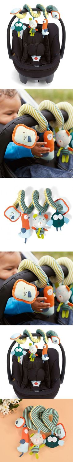 Baby Music Multifunction Toy Kid Crib Bed Pram Hanging Elephant Animal Toy Drop Shipping Mobile Toys For Babies 35