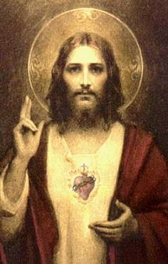 Mystics of the Church: Novena to the Sacred Heart of Jesus. AGAIN FOR US MY FRIEND xo BD