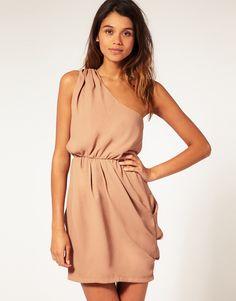 Pretty Nude Dress