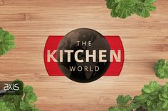 Kitchen World - Logo Design