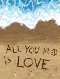 All you need is love (By Jordi Labanda)