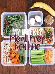 My Weekly Meal Prep Routine with @snapwarestorage!   Eat Yourself Skinny #SnapwareMealPrep #MealPrep