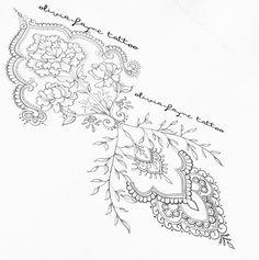 Olivia-Fayne Tattoo Design - GALLERY #AwesomeTattooIdeas