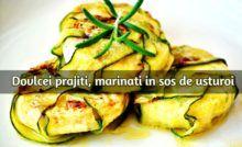 SUPĂ de post cu GĂLUȘTE – LaTAIFAS Pickles, Cucumber, Zucchini, Ale, Vegetables, Food, Fine Dining, Ale Beer, Essen