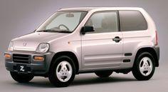 http://chicerman.com  carsthatnevermadeit:  Honda Z Turbo 1998  #cars