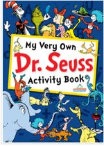 20 Page Dr Seuss FREE Activity Book!