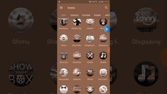 Sweets icon pack Sweets icon pack