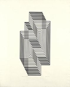 Albers, Josef - Ascension - Konkrete Kunst - Abstract - Lithography