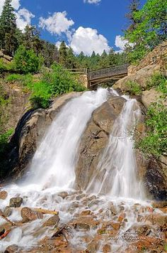 Helen Hunt Falls, Colorado Springs, USA