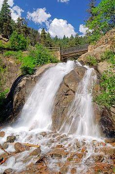 Helen Hunt Falls, Colorado Springs, USA